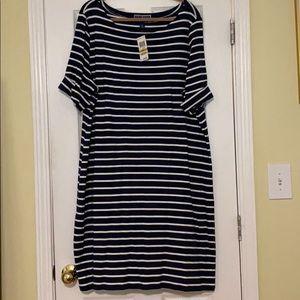 Karen Scott Dress Size 3X